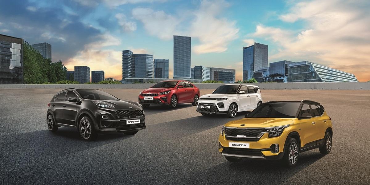 Стартуют продажи специальной серии автомобилей KIA Edition Plus