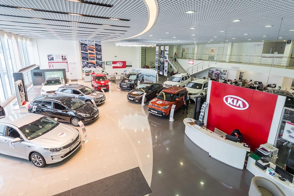 КИА в кредит в СПб, кредит KIA от официального дилера Шувалово-Моторс